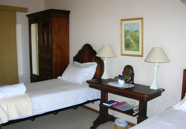 Sea-facing Twin room - Southern Right