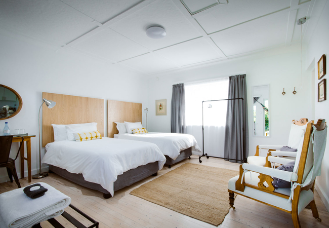 6. Twin Room with Kitchenette
