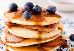 Whispering Oaks breakfast