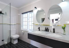 Large Double Room Bathroom