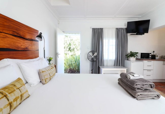 7. Double Room with Kitchenette
