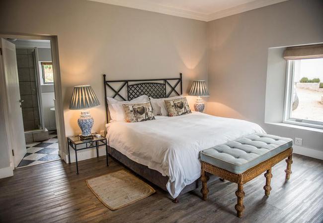 Barn Suite Bedroom 1