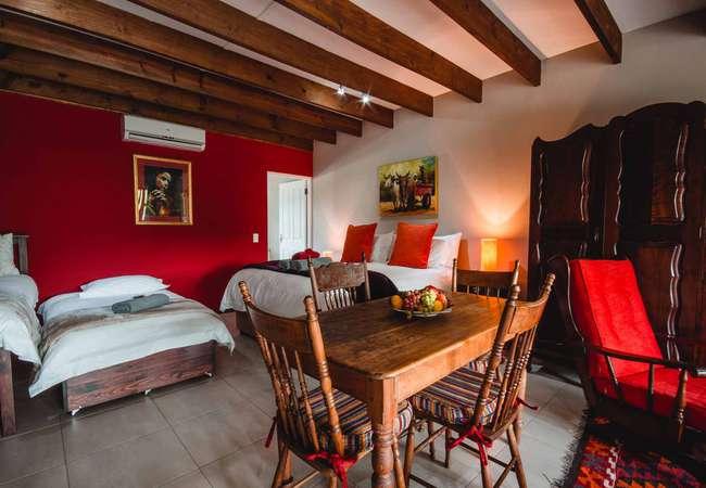Cranberry Bedroom