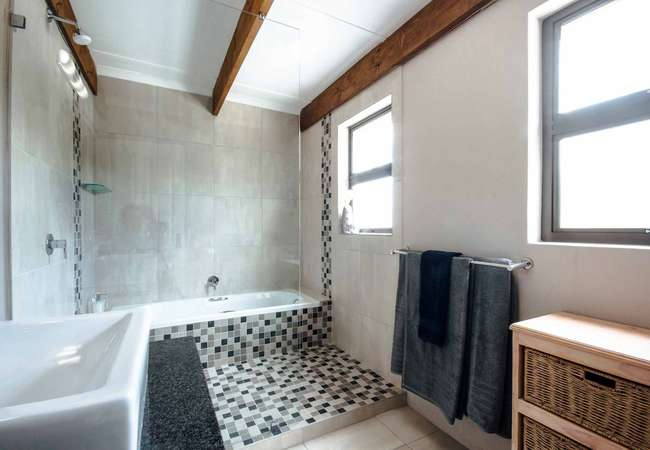 Blueberry Bathroom