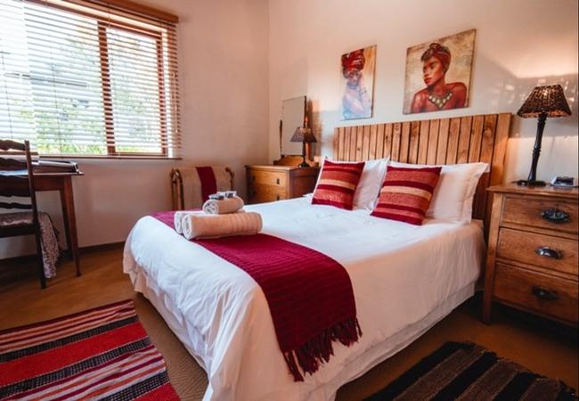 Berry Cottage Bedroom