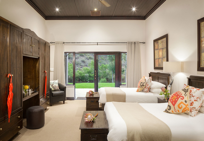 Deluxe Rooms - Mountain View