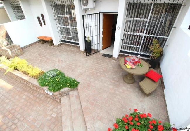 UNIT 6 One-Bedroom Apartment