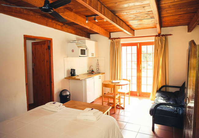 Room with Double Bed & Sleeper Couch