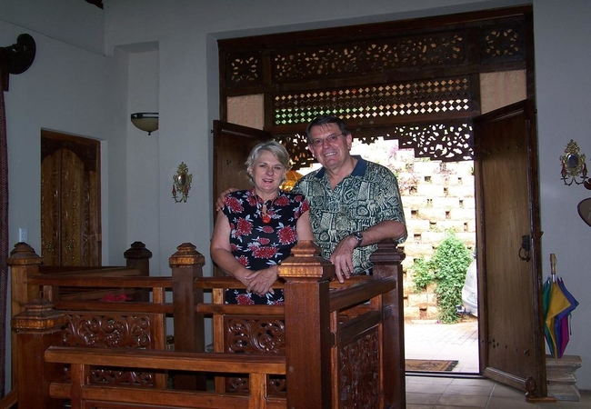 Your Hosts at Willinga Lodge
