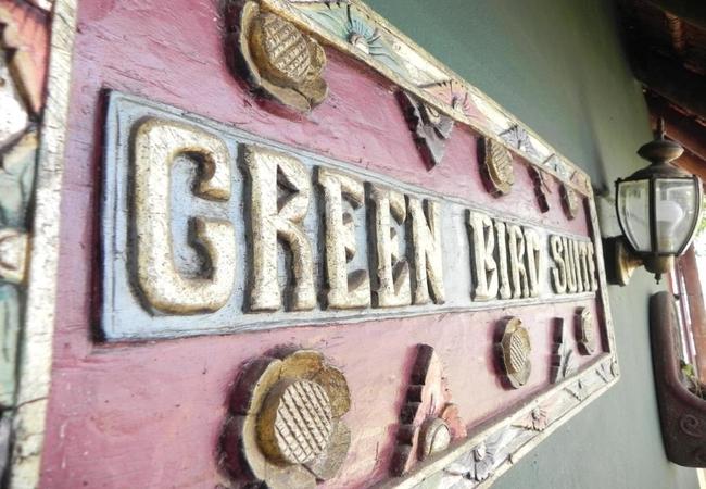 Green Bird Suite