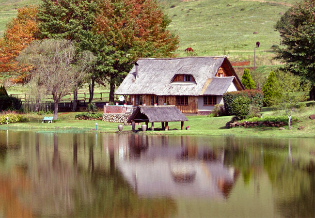 Willowbrooke Cottage in Autumn