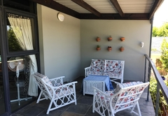 Constantiaberg Suite - Balcony
