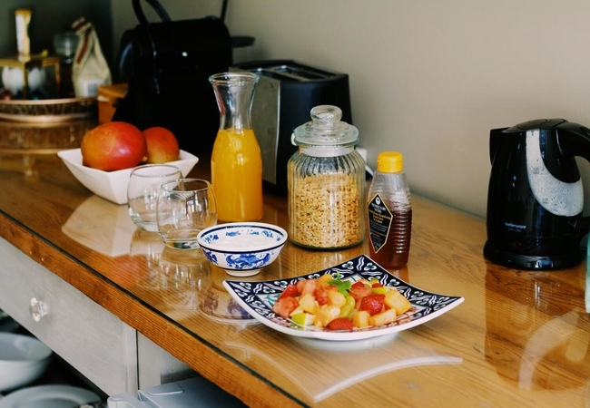 Constantiaberg - kitchenette