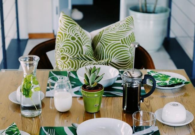 Constantiaberg Suite - Dining