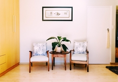 Garden Suite - lounge