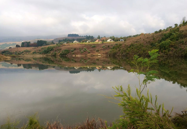Wits End Dam