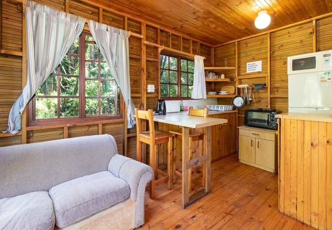 Loerie Private Cottage