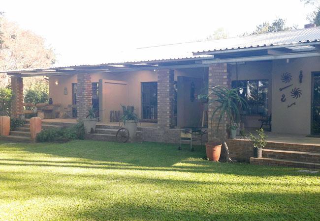 Cottage exteriors