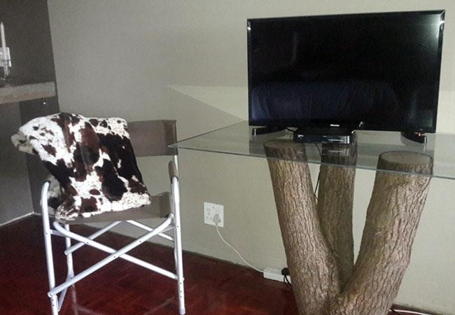 Nguni TV stand