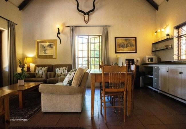 The Zebra Cottage