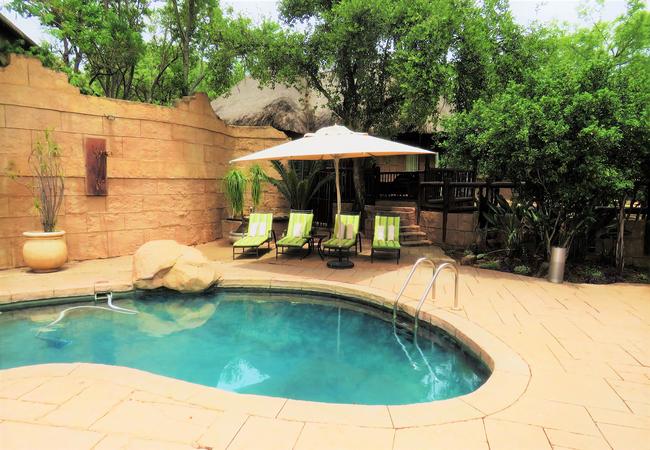 Pool at Mountain Lodge