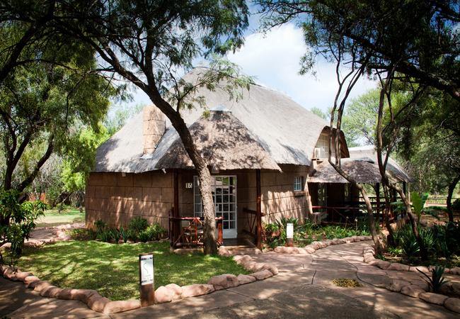 Bush Lodge