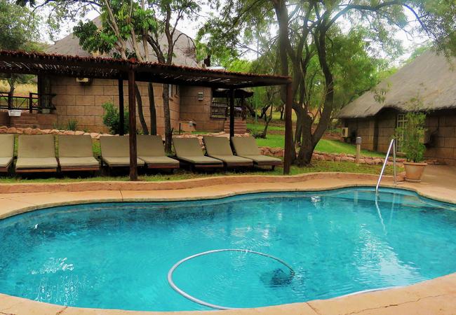 Bush Lodge Pool