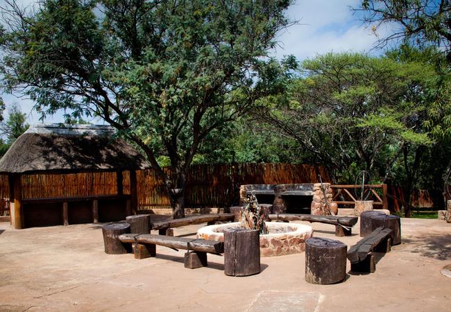 Boma at Bush Lodge