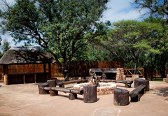 Boma at Bush Lodge