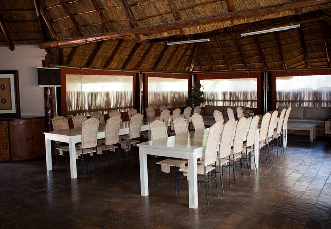 Bush Lodge Restaurant