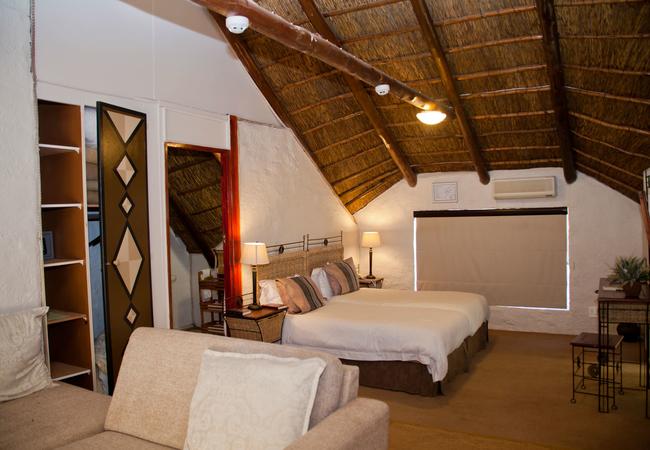 Bush Lodge Room