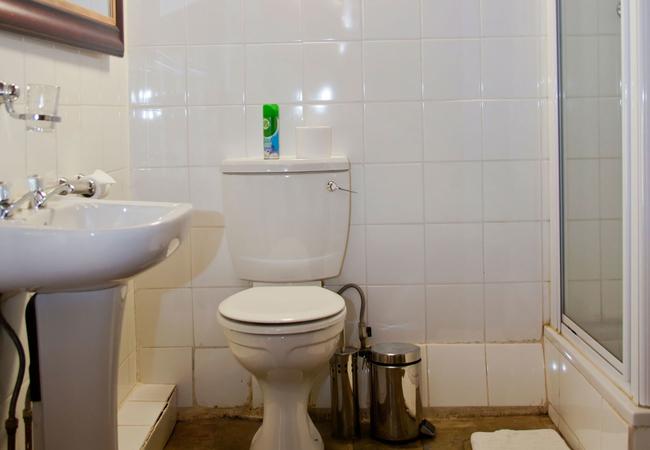 Bush Lodge Bathroom