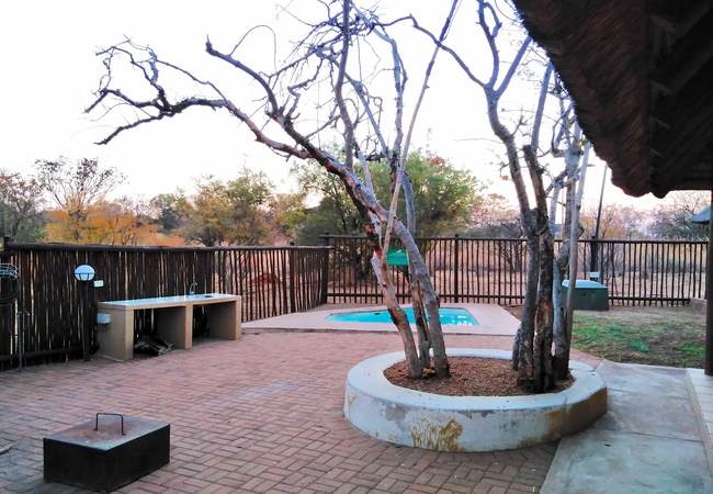 Garden View and Boma