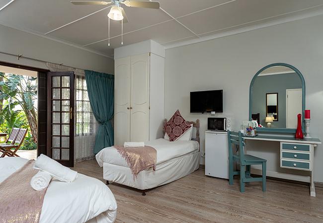 Deluxe Room One