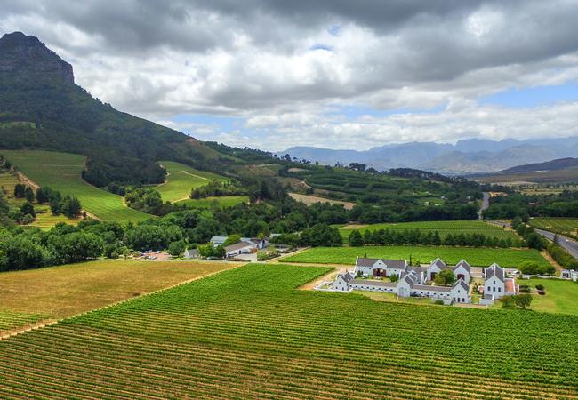Zorgvliet Wines Country Lodge