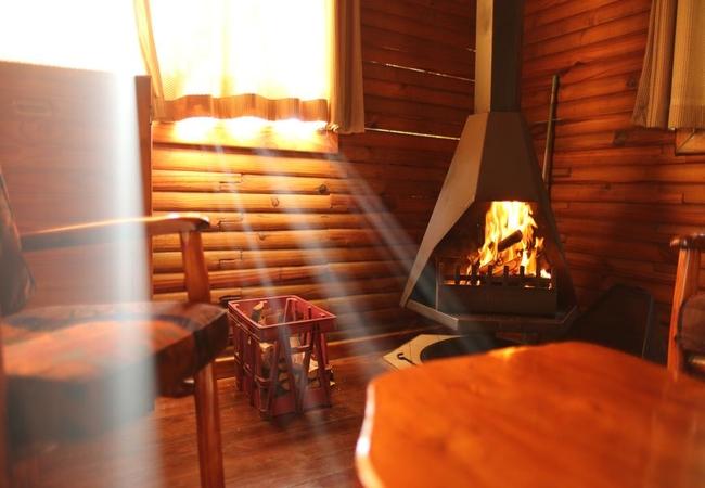 Log Chalet